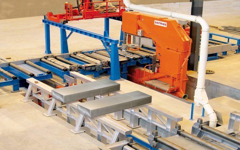 Aluminium Casthouse Machines