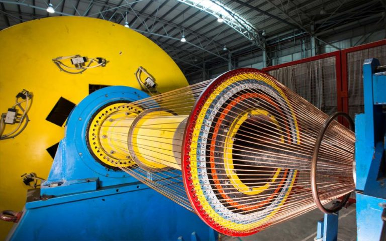 Wire & Cable Industry Machines