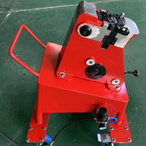 Pneumatic Cold Pressure Welder